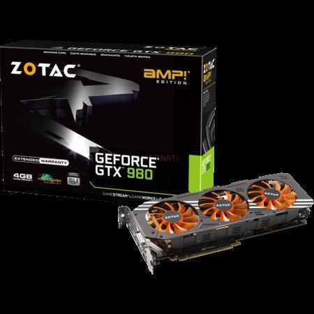 """[ZackZack] ZOTAC Grafikkarte """"GTX 980 AMP! Edition"""""""