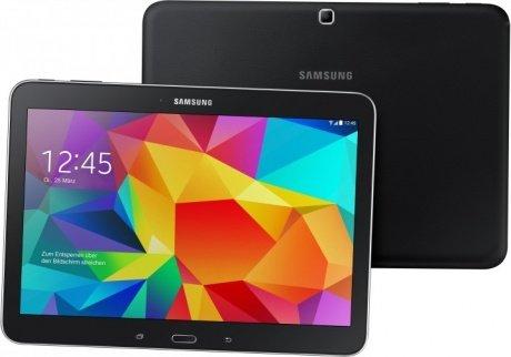Samsung Galaxy Tab 4 10.1 T530N 16GB WiFi ebony black von comtech (46 € Rakuten Superpunkte)