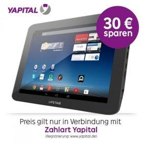 Rakuten Super Sale + 30,-€ Ersparnis - Rakuten-Spezial: 25,7 cm (10,1'') MEDION® LIFETAB® titan, 16 GB