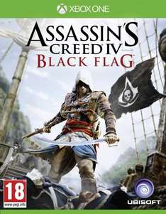 XBox One - Assassin's Creed 4: Black Flag für €25,54 [@Zavvi.com]
