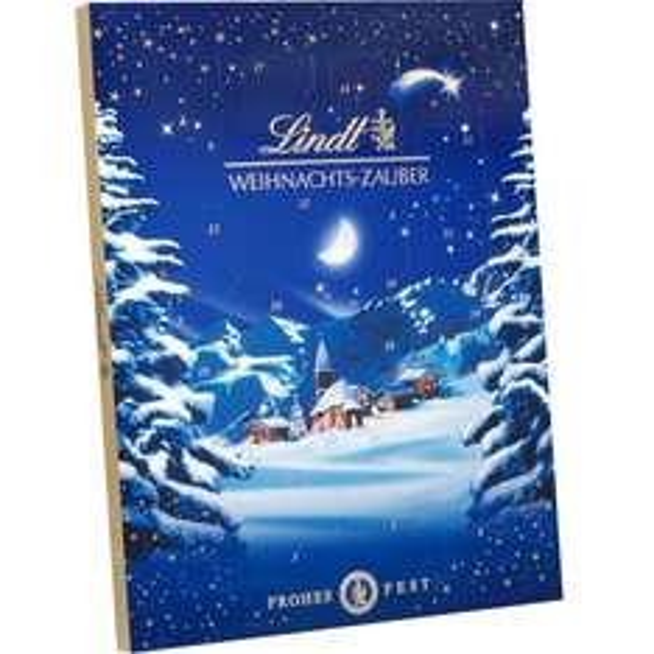 [MÜLLER BUNDESWEIT] Lindt & Sprüngli Weihnachts-Zauber Adventskalender 265g - vom 03.11.14 - 08.11.14 - für 11,11 €