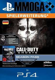 PS4 Call of Duty Ghosts Season Pass DE