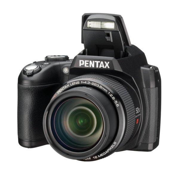 Pentax XG-1 Bridge Kamera mit 52-fach Zoom für 213,25€ @Amazon.fr