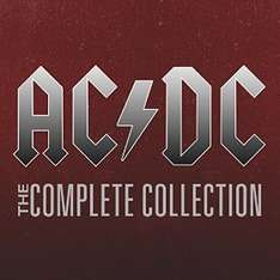 AC/DC The Complete Collection (2014) / 290 Titel ! für $6.99 ~ 5,50€ [amazon.com MP3]