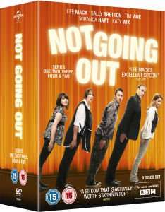 Not Going Out - Series 1-5 DVD (O-Ton) für 15,59€ @Zavvi.com