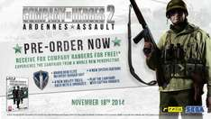 [ STEAM ] Company of Heroes 2: Ardennes Assault Standalone Gift Key@kinguin für ~ 15,78 €