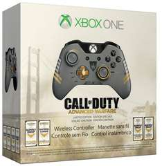 [microspot.CH] Preisfehler? - Xbox One Wireless Controller Limited Edition Call of Duty: Advanced Warfare - 22,85 SFR