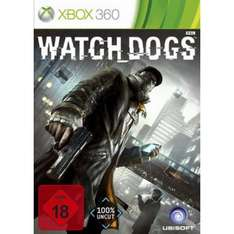 Watch Dogs Xbox360 NEU 33,51€