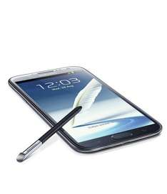 "[misco.de] Samsung GALAXY Note II 2 N7100 16GB (5,5 Zoll HD Super AMOLED, Quad-core, 1,6GHz, 8 Megapixel Kamera, upgradable to Android 4.4.2 ""KitKat"") Titan grau - 199€ + VSK"