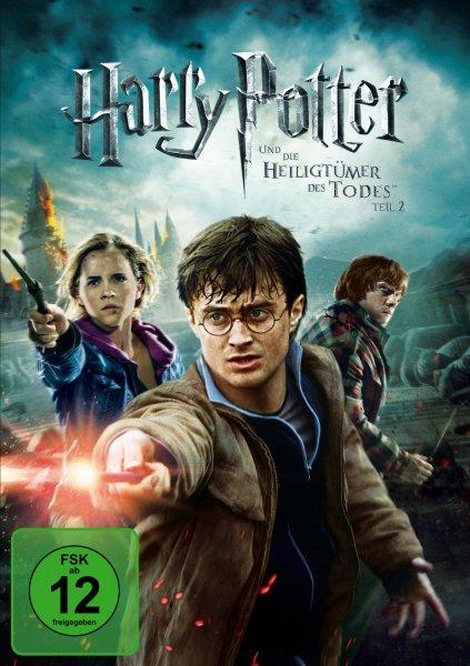 DVD: Harry Potter und die Heiligtümer des Todes (Teil 2) @Amazon