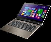 """Medion S6415T (Pentium 3558U, 15,6"""" FHD AHVA-Touchscreen, 4GB RAM, 1TB HDD, Win8) - 410,05€ @ Medion"""