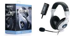 Turtle Beach Ear Force Call of Duty Ghosts Shadow (Headset) für 39,99€ inkl.Versand @ Amazon
