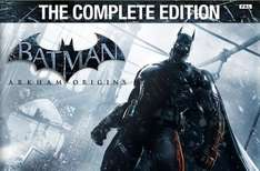 Batman Arkham Origins - Complete Edition (PS3/Xbox360) für 12,99€ @Coolshop