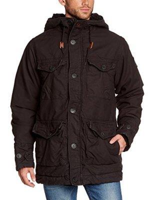 Observer Jacket black FORVERT Größe S @planet-sports für 24,95