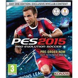 Pro Evolution Soccer 2015 - STEAM KEY - Day 1 Edition - cdkeys.com