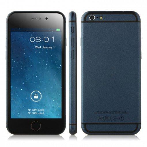Der Partyspaß : W6 Phone Quad Band Single SIM WiFi FM 4.7 Inch Touch Screen für 33,99 $
