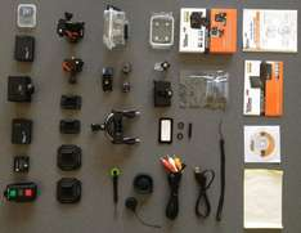 Rollei 5S Wifi Bike Edition 1080p | 121,49€ | Vergleichspreis: 189,99€