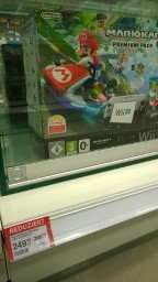 [Lokal Aschaffenburg] Nintendo Wii U Premium Pack 32 GB mit Mario Kart 8 für 249€ @Müller