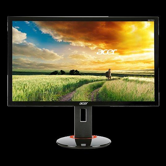 [ZackZack] Acer Predator XB270HAbprz - 27 Zoll Gaming Monitor mit G-Sync