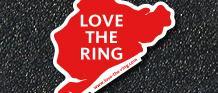Love the Ring Aufkleber kostenlos