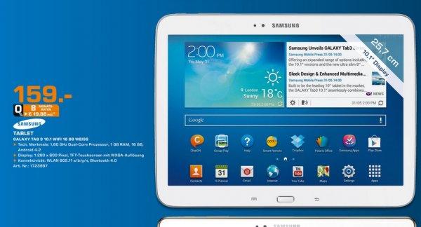 """[LOKAL]Saturn Bergisch Gladbach"" (TOP ANGEBOTE)z.B Samsung Galaxy Tab3 10.1 16GB WiFi für 159€,Sandisk USB3.0 16GB für 5€ UVM"