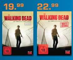 [Lokal Saturn Bergisch Gladbach ab 9.11.] The Walking Dead Staffel 4 Blu-Ray