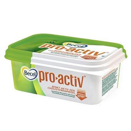[GLOBUS BUNDESWEIT] 35x Becel Pro Aktiv 250g (8,75kg) für 10,15€ + 5€ Einkaufsgutschein = 0,15€/Stück