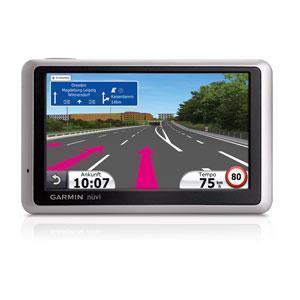 4,3 Zoll Garmin Nüvi 1340T CE Navigationsgerät Westeuropa/TMC für 95€