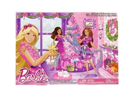 Barbie Adventskalender 2013 (Y7502) über MeinPaket für 11,49 Euro inkl. Versand