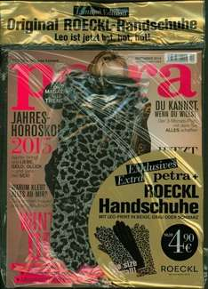 Petra + Roeckl Handschuhe - offline -