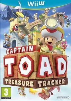 Captain Toads Treasure Tracker (Wii U) Vorbestellung Amazon