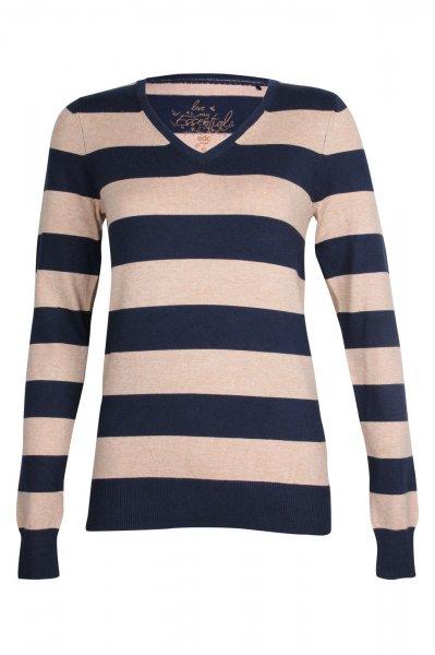 edc by ESPRIT Damen Rollkragen- oder V-Neck Pullover in sehr vielen Farben