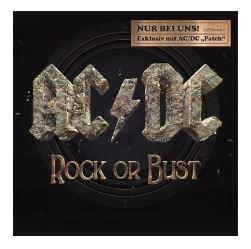 AC/DC - ROCK OR BUST  Neues Album CD mit weltweitem (???) exklusiven Bonus bei Saturn Online für 14,99