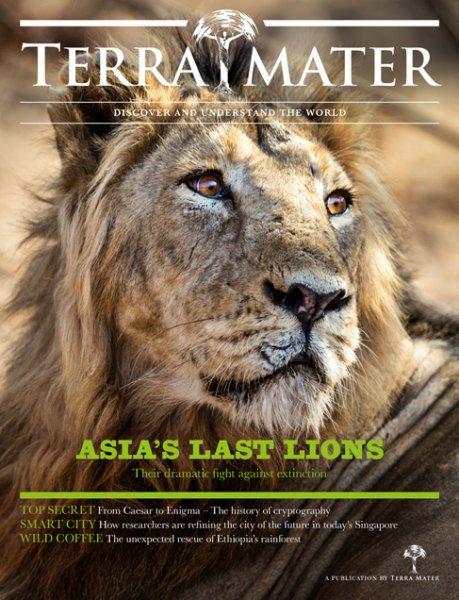 """3 Ausgaben """"Terra Mater"""" für 15€ + 10€ Tankgutschein (Halbjahresabo)"""