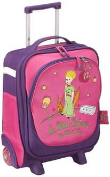 Stratic Koffer Kleiner Prinz, 46 cm, 29 Liter, pink, statt 79,95 für 32,45 Euro @ Amazon