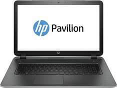 HP Pavilion 17-f036ng für 399€ @HP-Store - 17 Zoll Notebook mit FullHD Display, AMD A8-6410 Quad-Core, 4GB RAM, 750GB HDD und Windows 8.1