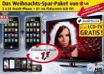 2 x LG GS290 + LG LCD-TV 32LD320  für eff. 30,88