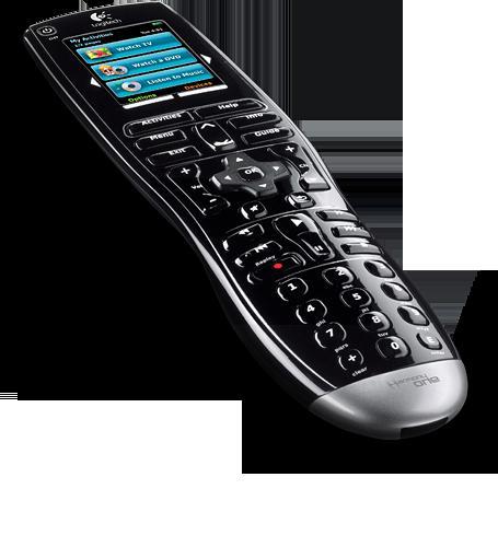 Logitech Harmony® One Advanced Universal Remote - Blemished Box @Logitech