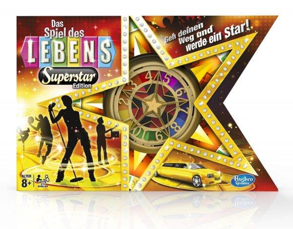 Spiel des Lebens - Superstar Edition von Hasbro