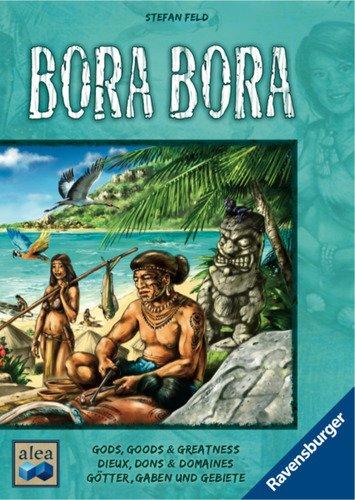 Brettspiel Bora Bora für 18,10€ bzw. 16,10€ (mit Gutschein) - Bestpreis