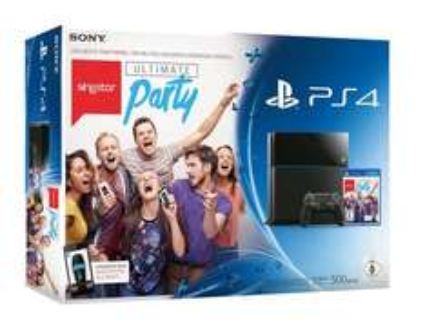 PlayStation 4 inkl. SingStar Ultimate Party + Call of Duty: Advanced Warfare für 399€ + 5€ USK Versand