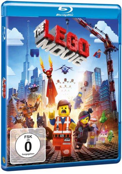 The LEGO Movie (2014, Blu-Ray) für 8,99€ + ggf. VSK (ab 17€ VSK-frei) @Alphamovies