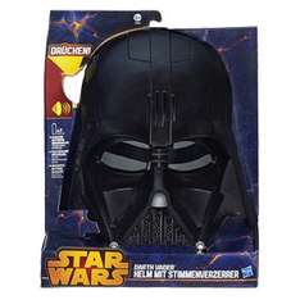 Star Wars, Darth Vader Helm mit Stimmenverzerrer, ggf. unter 15.- Euro