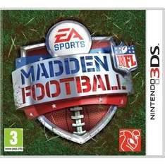 [Nintendo 3DS] Madden NFL Football @ Zavvi