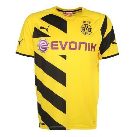 Borussia Dortmund Home 2014/2015 Fussball Trikot Herren für 39€ @Vaola