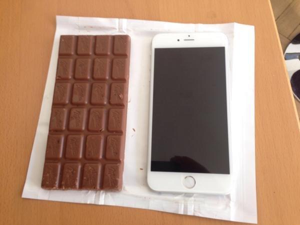 [Logitel] iPhone 6 Plus 16GB Silber - Vodafone 39,99 € pro Monat + 99 € Anzahlung ohne LTE
