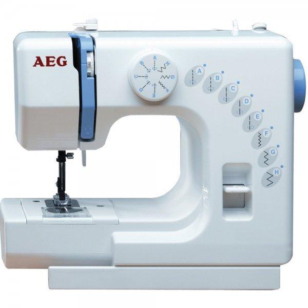 AEG NM 525 Kompakt Freiarmnähmaschine mit 12 Nähprogrammen für 55€ frei Haus von Conrad @Ebay