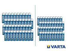 40x Varta High Energy Batterien für 17,90€
