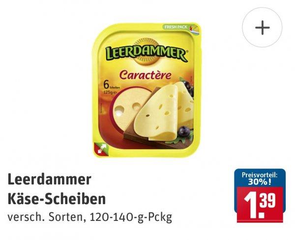 Leerdamer Käse-Scheiben[REWE]