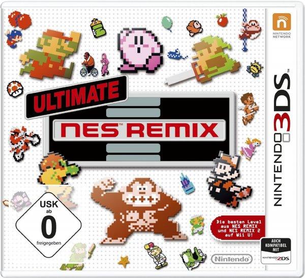 [3DS] Nintendo-Ultimate NES Remix